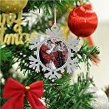 SUPNON Jazz Decor Trumpet/Christmas Ornament 2020 Xmas Tree Topper Hanging Decoration Merry Christmas Elk Snowflake Gifts for Home Festival Fantastic Romantic Indoor Decor №AM019100