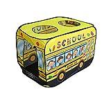 Tents Feuerwehrauto, Polizeiauto, Eiswagen, Schulbus, Pop-Up für Kinder, leichtes Spielhaus mit...