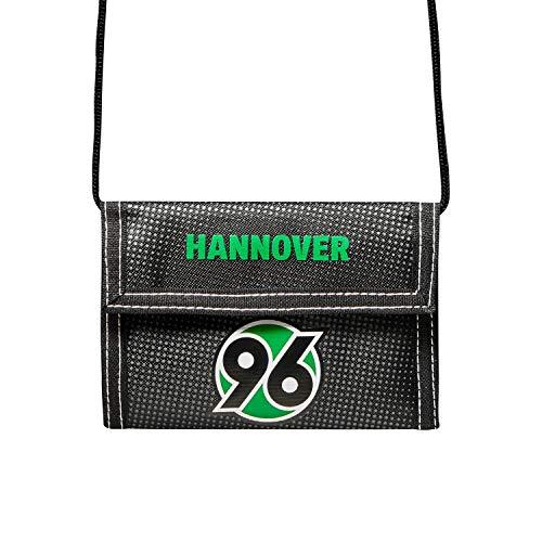 Hannover 96 Geldbeutel, Portemonnaie, Geldbörse zum Aufhängen H96 - Plus Lesezeichen I Love Hannover