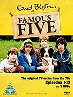 The Famous Five - Season 1 [DVD] [Import anglais]