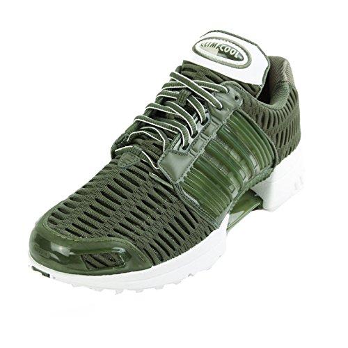 adidas Originals Clima Cool 1, Base Green-Vintage White-Base Green, 3,5