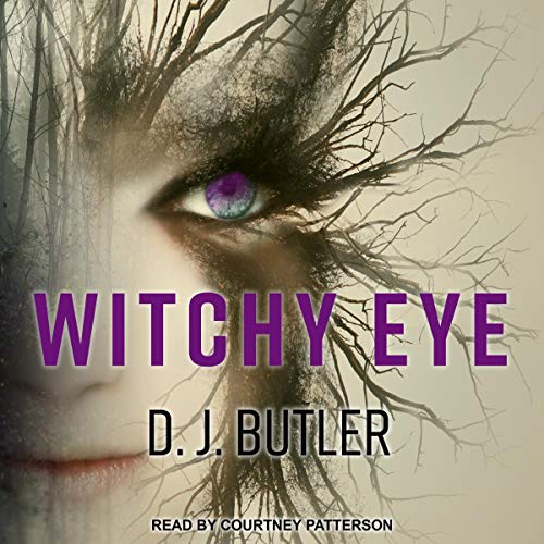 Witchy Eye  By  cover art