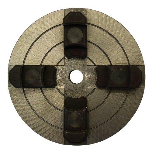 Einhell 4311210 Mandrino 4 Griffe per Tornio Legno