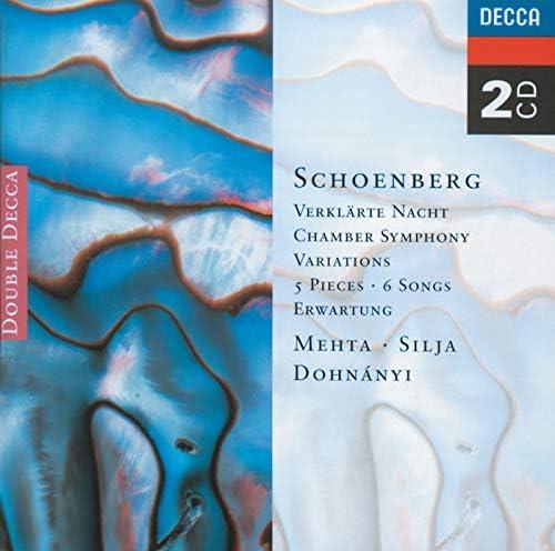 Los Angeles Philharmonic, Zubin Mehta, Wiener Philharmoniker, The Cleveland Orchestra & Christoph von Dohnányi