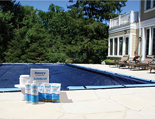Doheny's Swimming Pool Winterizing Chemical Kit-Up to 35,000 Gal.