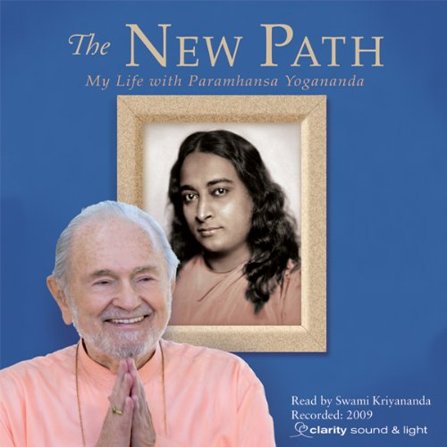 The New Path audiobook cover art