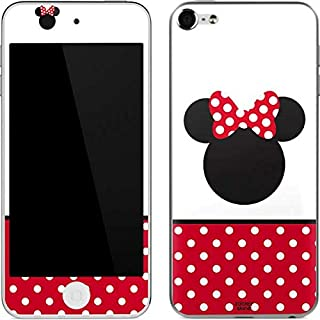 Skinit Decal Skin for iPod Touch (6th Gen 2015) - Officially Licensed Disney Minnie Mouse Symbol Design