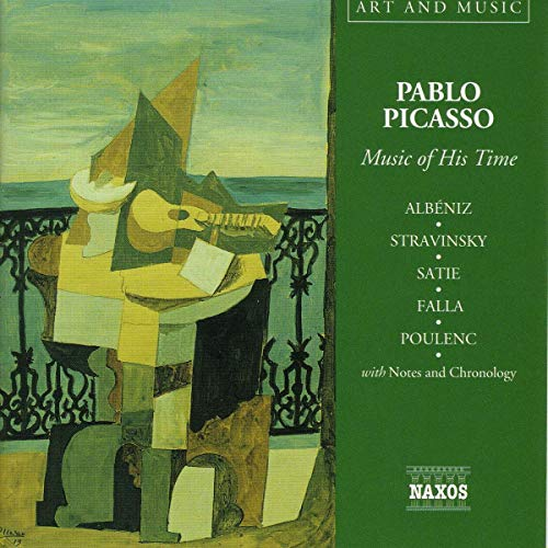 Picasso: Music of His Timeの拡大画像