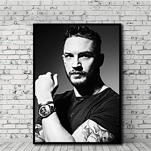 CAPTIVATE HEART Foto auf leinwand 60x90cm kein Rahmen Tom Hardy Poster Leinwand Malerei drucken Wandkunst Home Decor
