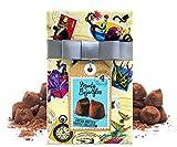 monty bojangles cacao truffes dans boîte cadeau multicolore 190 g