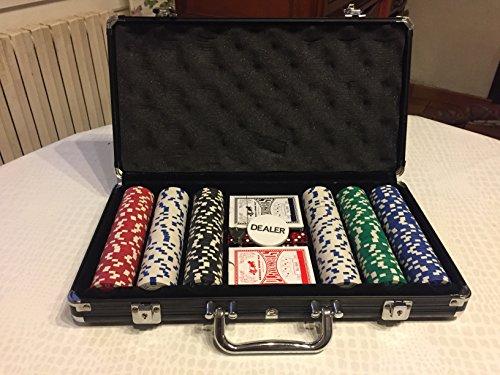 MGM - Malette alu poker 300 jetons