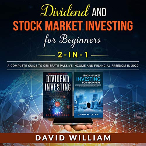 Dividend and Stock Market Investing for Beginners cover art