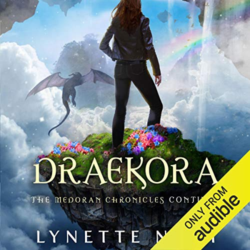 Draekora audiobook cover art
