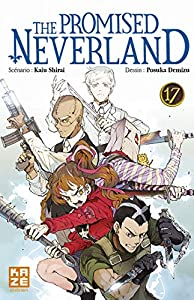 The Promised Neverland Edition simple Tome 17