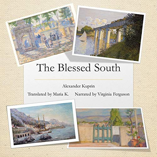 Couverture de The Blessed South