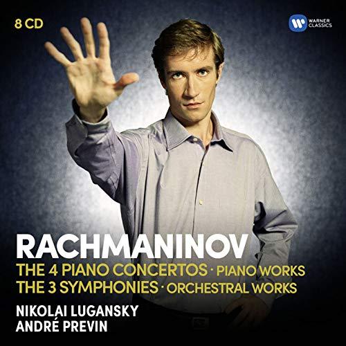 Rachmaninov: The Piano Concertos, Piano Works, The Symphonies