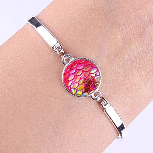 ASIG Queen Sieraden Verzilverde Bedels Armband & Bangles Met kristallen Armband voor Vrouwen