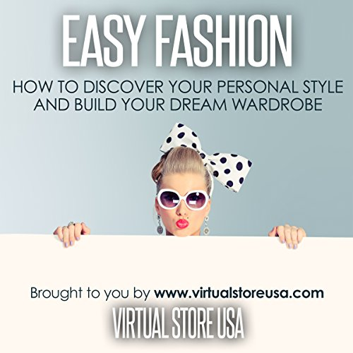 Easy Fashion audiobook cover art