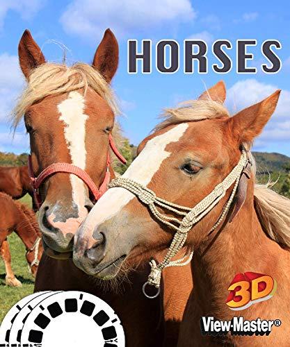 Horses 3D View-Master 3 Reel Set