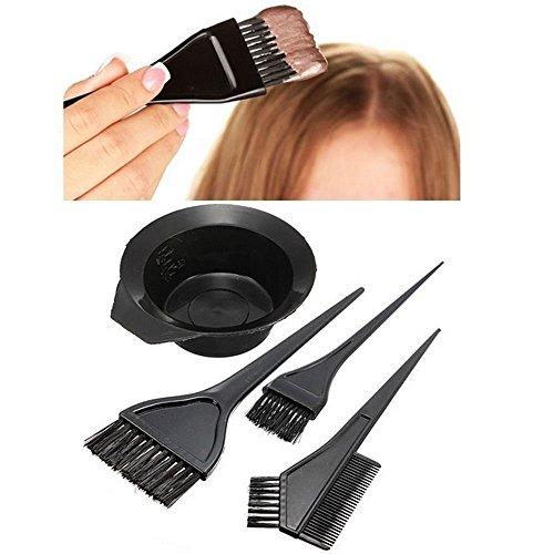 PMS Haarcolorations, Set mit Pinsel und Schale