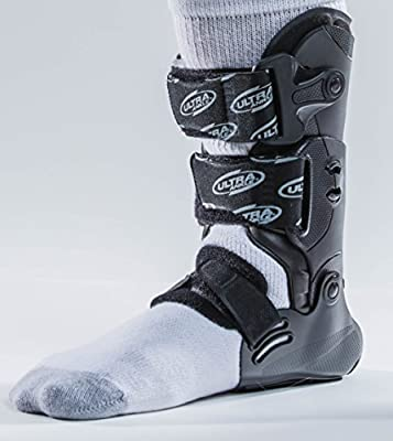 Ultra CTS (Custom Treatment System) Ankle Brace for Acute Ankle Injuries _ Treat and Rehabilitate Low and High Ankle Injuries and Return to Activity Quickly