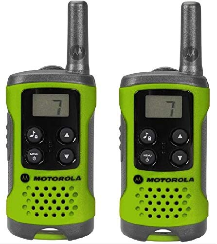 Motorola TLKR-T41 - Walkie-Talkie (AAA, 50 x 134 x 29 mm)