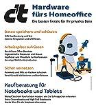 c't Hardware fürs Homeoffice: Die besten Geräte für Ihr privates Büro (German Edition)