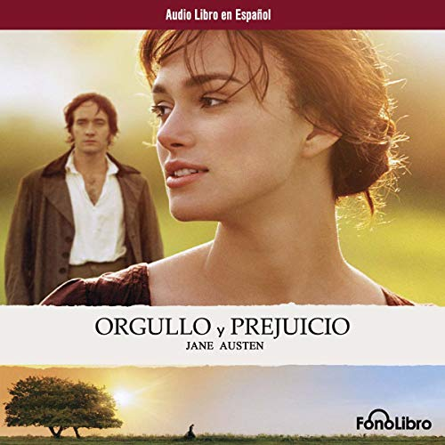 Orgullo y Prejucio [Pride and Prejudice] audiobook cover art