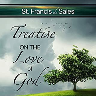 Treatise on the Love of God audiobook cover art