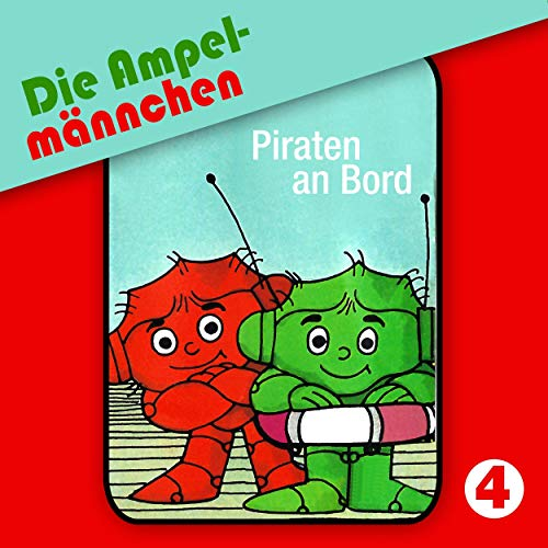 Piraten an Bord cover art