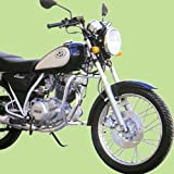 SPAAN - Defensa - (Tubo Diam.30 Mm) Yamaha Sr 250 - 250 Special