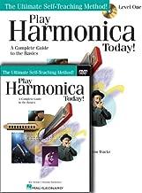 Play Harmonica Today! Beginner's Pack: Level 1 Book/CD/DVD Pack (Beginner's Packs)