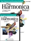 Play Harmonica Today! Beginner's Pack: Level 1 Book/Online Audio/DVD Pack (Beginner's Packs)