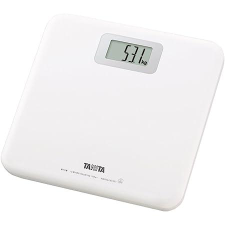 タニタ 体重計 ホワイト HD-661-WH A4
