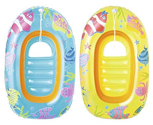 Bestway Sea Set Children\'s Raft 112x71 cm, Kinderboot, sortiert