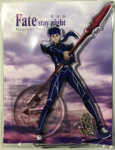 劇場版「Fate/stay night [Heaven's Feel] �T.presage flower」 アクリルマスコット (ランサー/クー・フーリン) アクリルキーホルダー アクリルスタンド アクキー アクスタ
