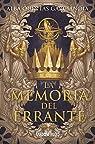 La memoria del errante: Crónica de los Tres Reinos - I