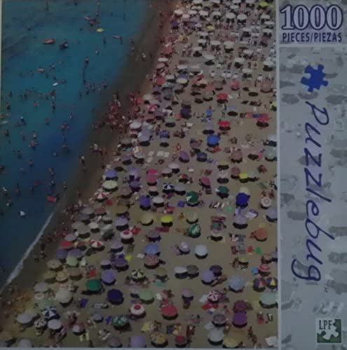 Puzzlebug - Benidorm, Costa Weißa - 1000 Piece by Puzzlebug