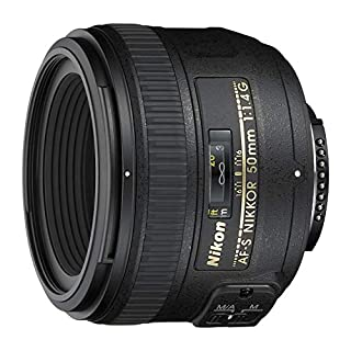 Nikon AF-S Nikkor 50mm 1:1,4G Objektiv (58mm Filtergewinde) schwarz (B001GCVA0U) | Amazon price tracker / tracking, Amazon price history charts, Amazon price watches, Amazon price drop alerts
