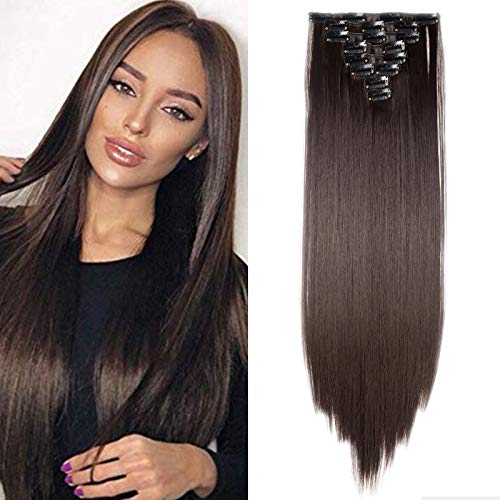 comprar pelucas sinteticas mujer pelo largo on-line