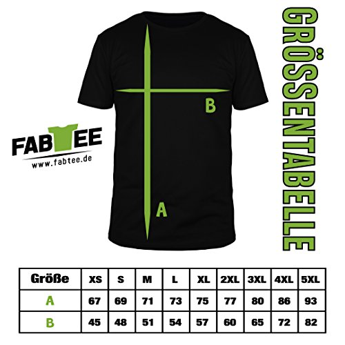 Echte Männer angeln ihr Essen – Herren Fun T-Shirt – verschiedene Farben – Größen S-3XL, Größe:L;Farbe:Anthrazit - 4
