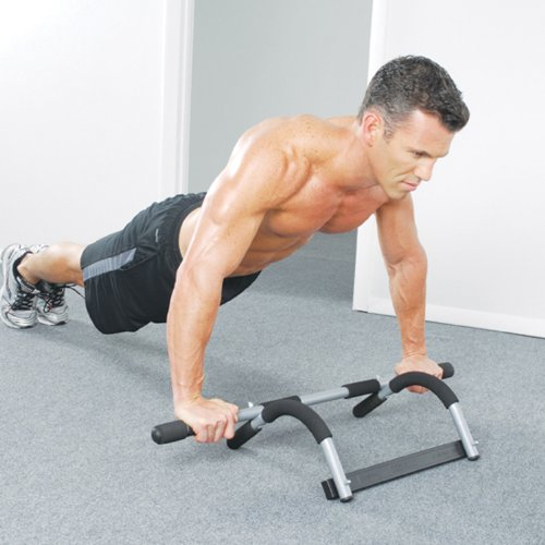Product Image 3: Iron Gym Total Upper Body Workout Bar