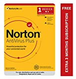 Norton Antivirus Plus | 1 User 1 Year + EXTRA 3 Months Subscription | Windows Or Mac | Code Emailed In 2 Hrs