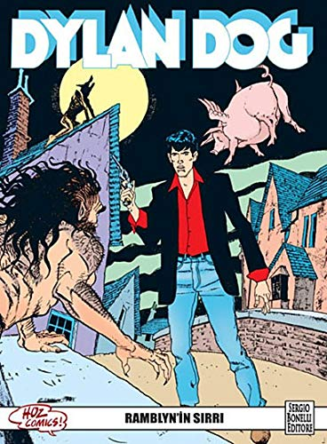 Dylan Dog 24 - Ramblyn'in Sirri