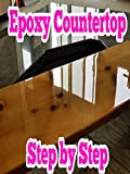 Epoxy Countertop Step by step