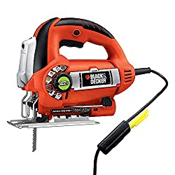 The BLACK+DECKER JS670V - Best jigsaw for home use & DIY (Beginners).