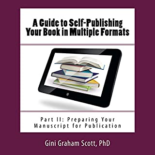 A Guide to Self-Publishing Your Book in Multiple Formats audiobook cover art