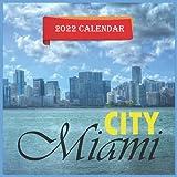 Miami City Calendar 2022: Official Miami calendar 2022,calendar 12 months, calendar Florida 2022 ,Square 2022 Calendar