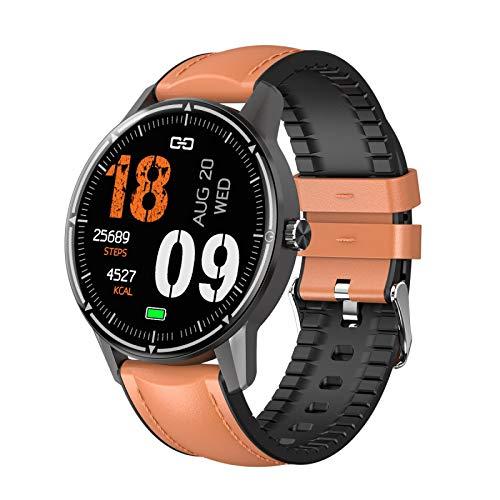GUOJIAYI Smart Armband Uhr Vollbild-Touch-Bewegung Smart Armband Uhr