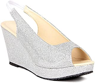 Feel it Women's Leather Block Heel Shoes